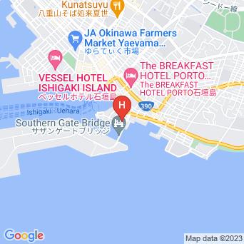 先島ビジネスホテルの地図