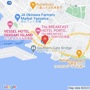 ペンション ぷちハウスの地図