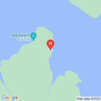 素泊民宿かまどま/民宿かまどま離れの地図