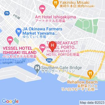 ゲストハウスゆくるの地図