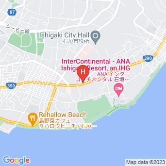 リゾートイン ラッソ石垣の地図