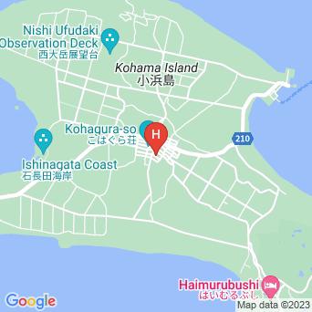 民宿きよみ荘の地図