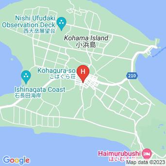 長田荘の地図