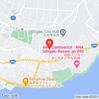 コンドミニアムホテル グリーンスマイルの地図