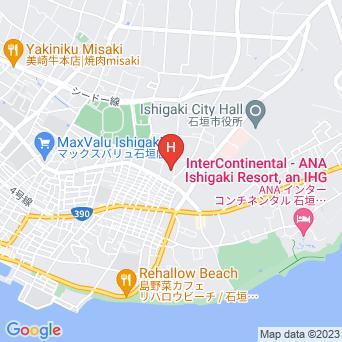 石垣島ウィークリーマンション 大空の家の地図