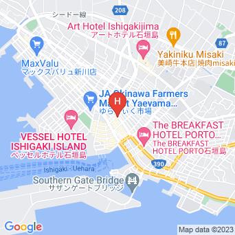 素泊まりの宿 藍の地図