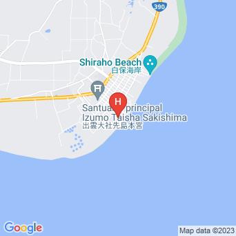 民宿さんご星の地図