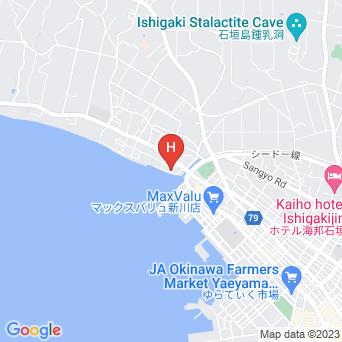 島の家の地図