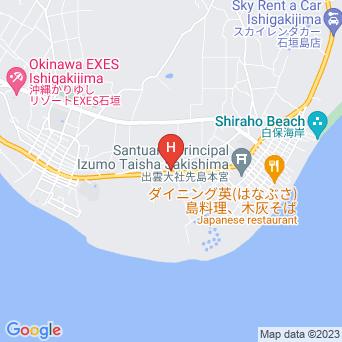 民宿ザーバルの地図