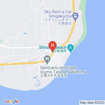 民宿マエザト/商店/食堂の地図