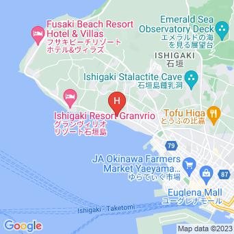 ロイヤルマリンパレスの地図