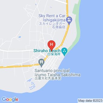 民宿田作屋/たあづぐやーの地図