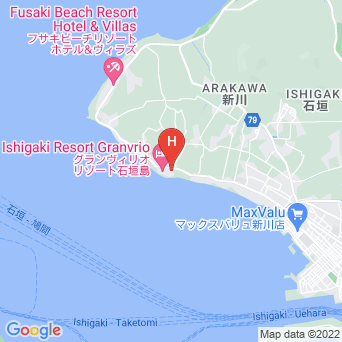 ペンションパパイヤの地図