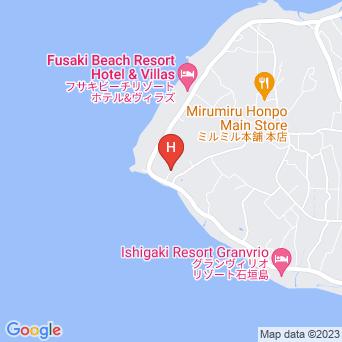 villa el faro/ヴィラ エル ファーロの地図