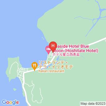 民宿星立荘の地図