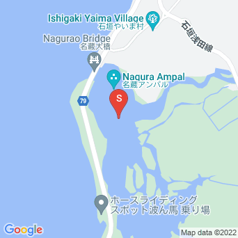 名蔵アンパルの地図