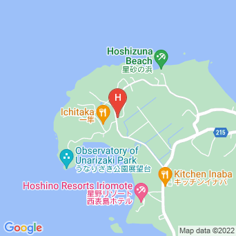 ヤマピカラの地図
