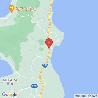 ほしの宿の地図