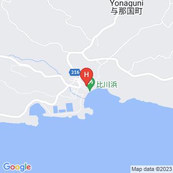 比川 おじぃーの家の地図