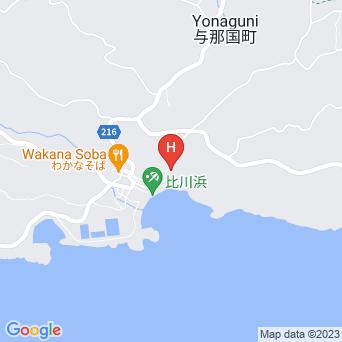ホテル入船アネックス/バンブーヴィラの地図