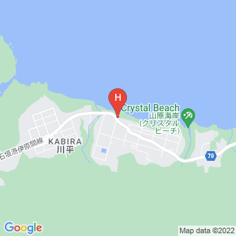 GENIUS RESORT石垣島川平/ジニアス リゾートの地図