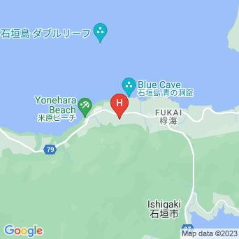ウィークリーマンション海中公園・米原の家の地図