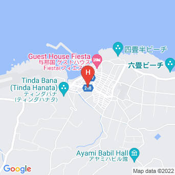 民宿おもろの地図