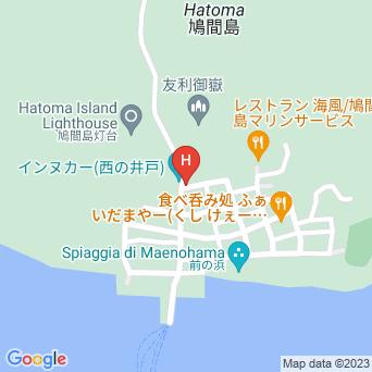 あだなし別館の地図
