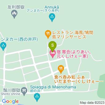 ゆみさんち(再開?)の地図