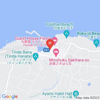 杉本旅館の地図