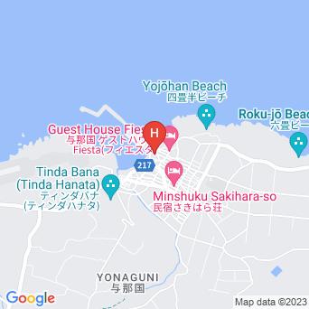 丸八荘の地図