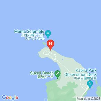 クラブメッド・カビラ バカンス村の地図