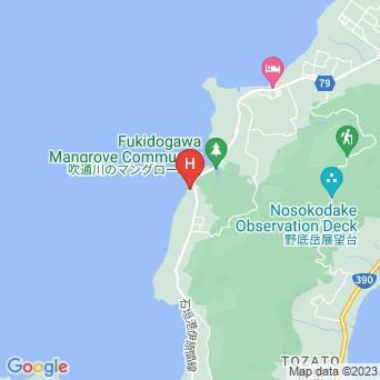 アレーズド・バレISHIGAKIの地図
