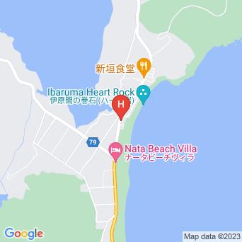 民宿船越荘の地図