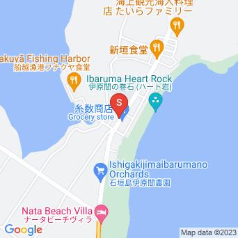 伊原間 郷の駅の地図