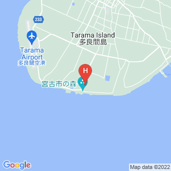 ゆがぷうランドコテージ/キャンプ場バンガローの地図