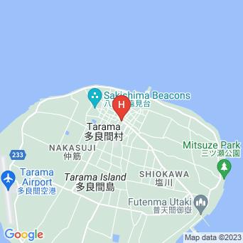 民宿丸宮の地図