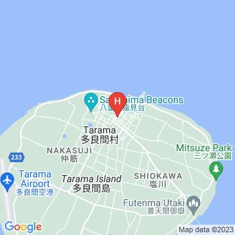 大徳商事ゲストハウスの地図