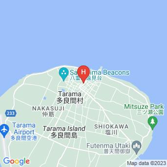 ゲストハウス豊見城/豊見城商店の地図