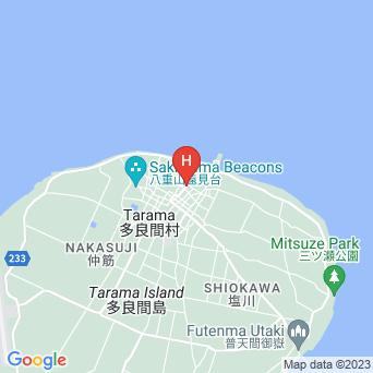 ちとせ旅館の地図