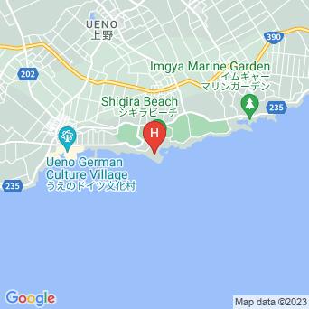 ザ・シギラの地図