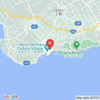 ホテルブリーズベイマリーナの地図