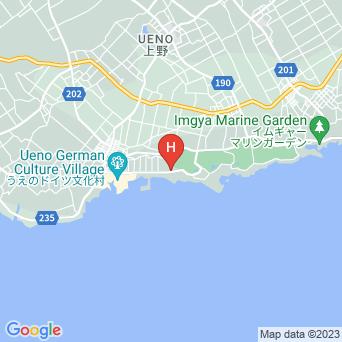 ホテルシーブリーズカジュアルの地図