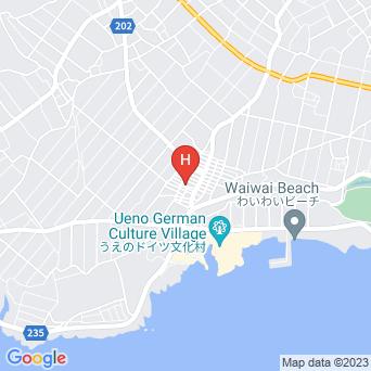 貸別荘がんずぅーやーの地図