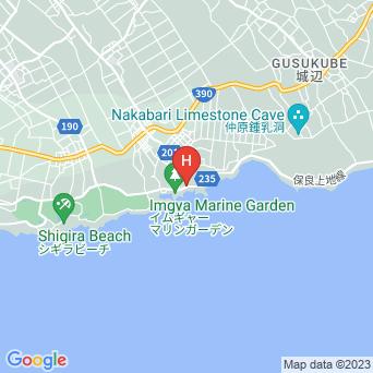 貸別荘アンカー/ANCHORの地図
