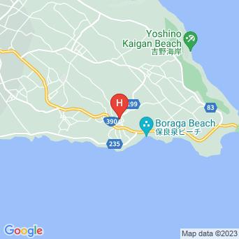 民宿どぅすぬ家の地図