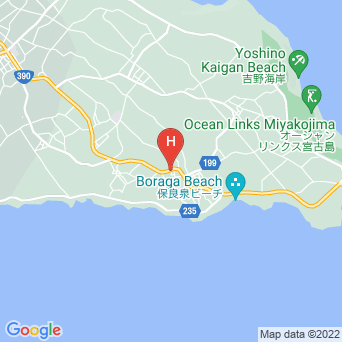 ゲストハウスBo-Ra/キッチンぼーらの地図