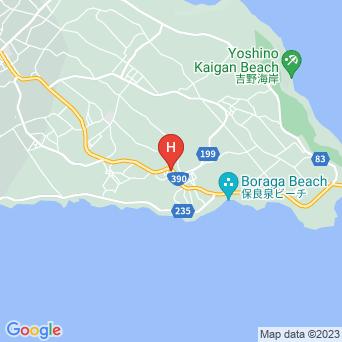 パン屋の宿 コテージ・コッペの地図