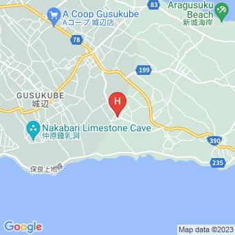 宮古島リゾートハウスざわわの地図