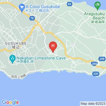 リゾートハウスざわわの地図